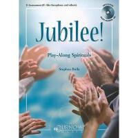 【预订】Jubilee!: E-Flat Instruments (E-Flat Alto Saxophone