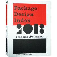 Package Design Index 2018 日本包装设计 包装品牌 平面设计年鉴书籍9784897379685