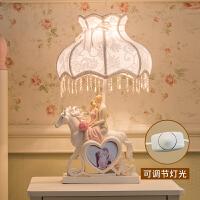 结婚礼物新婚庆婚房个性公主台灯创意送闺蜜家居卧室软装饰品摆件