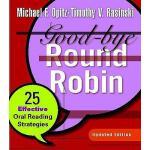 【预订】Good-Bye Round Robin: 25 Effective Oral Reading