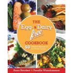 【预订】The Egg- And Dairy-Free Cookbook: 50 Delicious