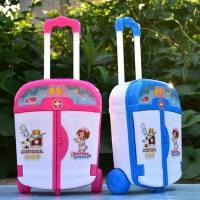 儿童过家家小医生护士玩具套装女孩男孩医院宝宝打针听诊器拉杆箱
