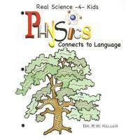 【预订】Physics Connects to Language