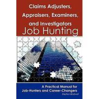 【预订】Claims Adjusters, Appraisers, Examiners, and