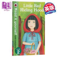 【中商原版】小飘虫独立阅读系列:小红帽Little Red Riding Hood 独立阅读 分级读物 亲子绘本 故事