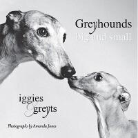【预订】Greyhounds Big and Small: Iggies & Greyts