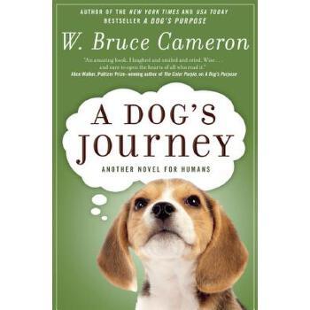 【预订】A Dog's Journey  A Novel 预订商品,需要1-3个月发货,非质量问题不接受退换货。