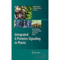 【预订】Integrated G Proteins Signaling in Plants