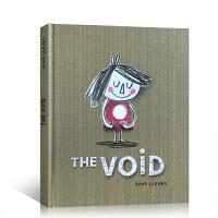 英文原版绘本 The Void 一个大空洞 我的情绪小怪兽color colour monster同作者精装图画书情绪
