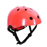儿童轮滑护具滑板溜冰平衡车护具帽套装头盔6件装运动