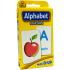 【字母】英文原版 School Zone Flash Cards Alphabet 儿童早教入学准备 字母单词识物闪卡卡片