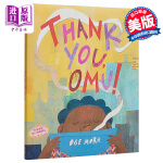 【中商原版】谢谢您,阿嬷!英文原版 Thank You, Omu! 精装 2019年凯迪克银奖绘本 3-8岁 学会分享