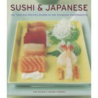 【预订】Sushi & Japanese: 100 Timeless Recipes Shown in 300