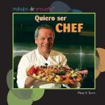 【预订】Quiero Ser Chef (I Want to Be a Chef)