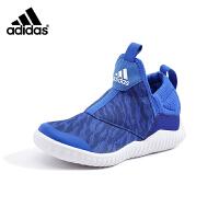【券后价:349元】阿迪达斯adidas童鞋18秋季新款儿童运动鞋织布透气户外休闲鞋 (5-10岁可选) AH2448