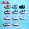 迪士尼Disney童鞋2018秋季新款儿童运动鞋毛毛虫童鞋男童运动鞋女童休闲鞋织布跑步鞋(5-10岁可选) DS2930