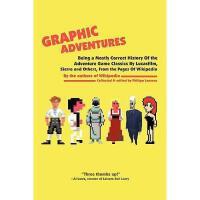 【预订】Graphic Adventures