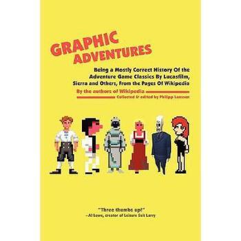【预订】Graphic Adventures 美国库房发货,通常付款后3-5周到货!
