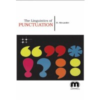 英文原版The Linguistics of Punctuation标点语言学