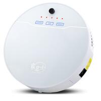 家卫士扫地机器人全自动超大电量吸尘器家用718F扫地机器人米家吸尘器智能家用轻薄全自动静音规划扫地吸尘器白色