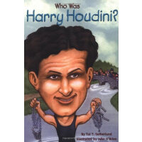 Who Was Harry Houdini?哈里・胡迪尼ISBN9780448426860