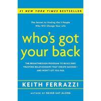 【预订】Who's Got Your Back: The Breakthrough Program to