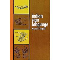 【预订】Indian Sign Language Y9780486220291