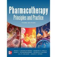 【预订】Pharmacotherapy Principles and Practice, Third