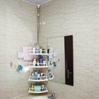 浴室置物架角架 卫生间转角架洗手间卫浴用品三角整理收纳架