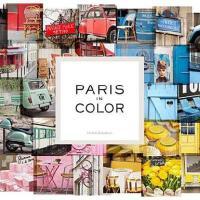 【预订】Paris in Color