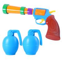 美高乐 熊出没 玩具套装 光头强电动猎枪玩具儿童玩具枪 MG206小猎枪