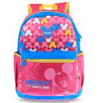 迪士尼 儿童书包小学生1-4级男女童双肩包 SM80869