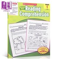 【中商原版】学乐成功系列 阅读技能1级 Success with Reading Comprehension Grade