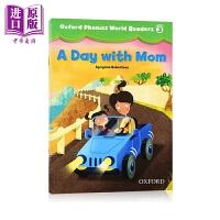 【中商原版】Oxford Phonics World 3 Reader 2 牛津少儿英语自然拼读世界小读本3级2 儿童亲