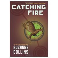 英文原版 The Hunger Games, Book 2:Catching Fire 饥饿游戏2:燃烧的女孩
