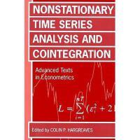 【预订】Nonstationary Time Series Analysis and