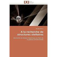 【预订】a la Recherche de Structures Stellaires