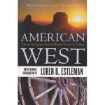 【预订】American West: Twenty New Stories from the Western