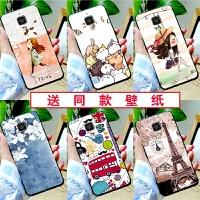 小米4手机壳个性创意防摔硅胶软壳小米4C保护套卡通可爱全包边韩国新款潮牌网红抖音同款ins