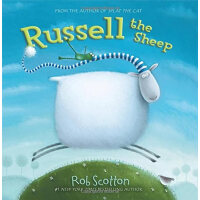 Russell the Sheep绵阳罗素ISBN9780062392435