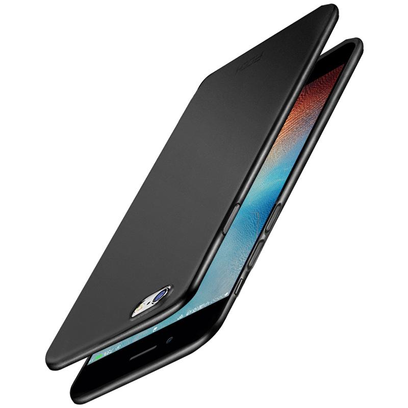 苹果6手机壳iphone6套6s薄磨砂全包plus