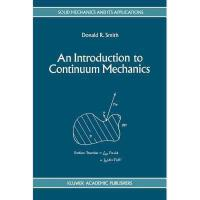 【预订】An Introduction to Continuum Mechanics Y9789048143146