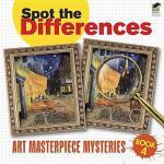 【预订】Spot the Differences Book 4: Art Masterpiece
