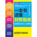 一本书读懂财务报表:财务报表分析从入门到精通(电子书)