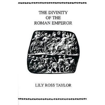 【预订】The Divinity of the Roman Emperor 美国库房发货,通常付款后3-5周到货!