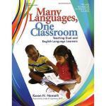 【预订】Many Languages, One Classroom: Teaching Dual and