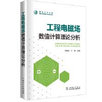 【正版直发】工程电磁场数值计算理论分析 李朗如 王晋 9787519825034 中国电力出版社