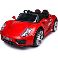 小孩遥控车宝宝玩具车可坐人儿童电动车四轮大汽车双驱动跑车