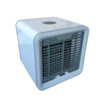a冷风机加湿器办公室桌面迷你制冷usb小空调便携式风扇 冷风机