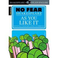As You Like It (No Fear Shakespeare) 别怕莎士比亚:皆大欢喜 古英语现代英语对照